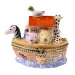 Limoges Box - Noah's Ark