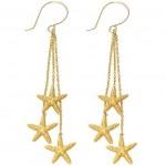Small Starfish Danglers