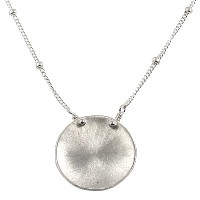 Small Disc Necklace