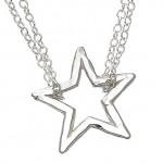 Big Tiny Star Necklace