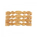 Grain  Texture Stacking Rings