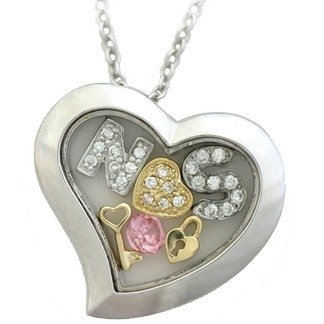 What is in your heart pendant chain